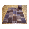 Tapis Patchwork Mixte