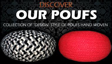 Our poufs
